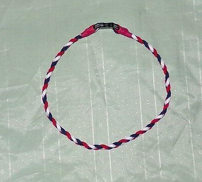 cleveland indians paracord necklace or bracelet