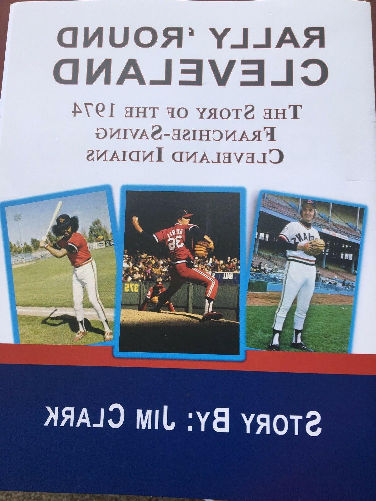 cleveland indians rally round cleveland book