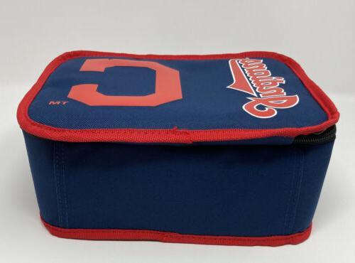 Cleveland Indians Cooler Removable Divider Soft Sided