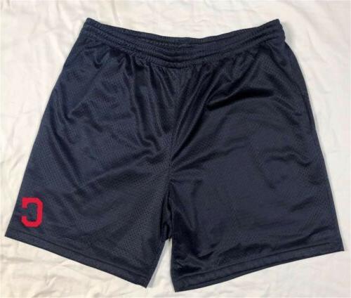 cleveland indians shorts size large pants t