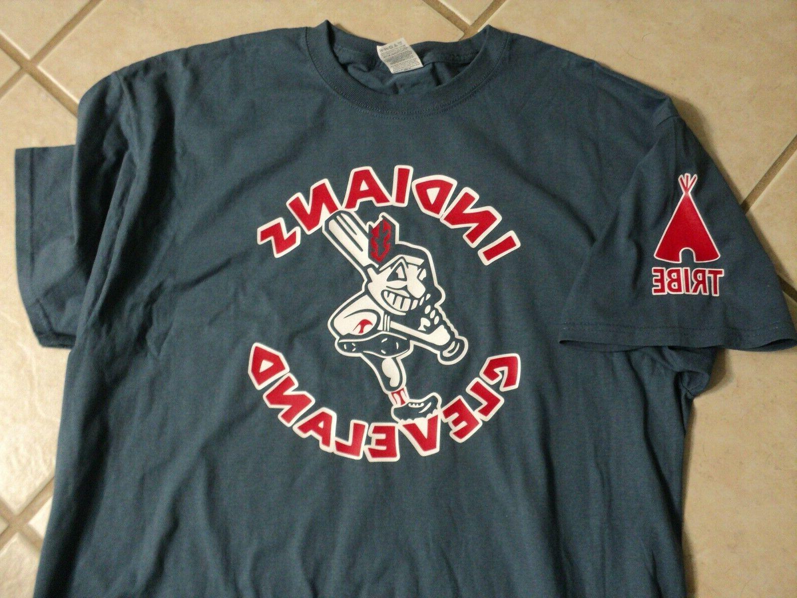 cleveland indians t shirt