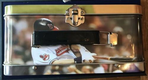 Collectible Cleveland Metal Lunchbox Slider Pizza Pan Sponsored