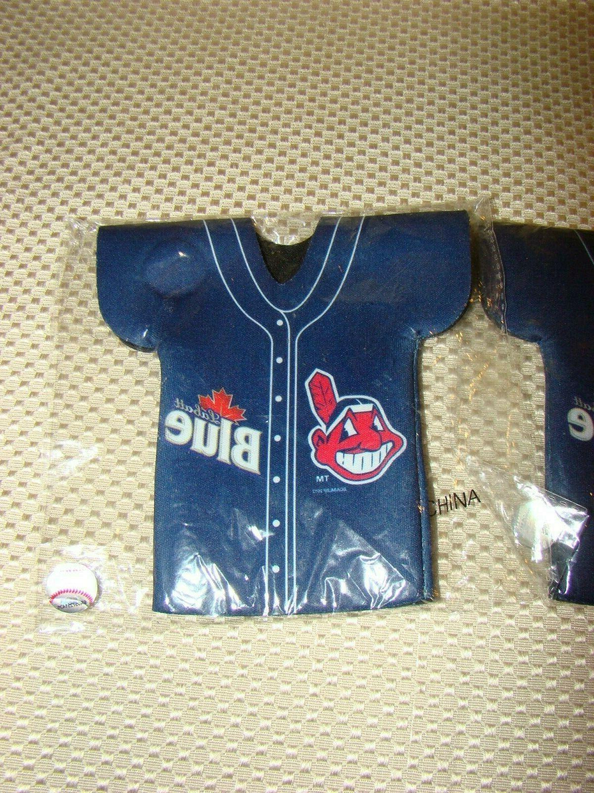 Lot of CLEVELAND JERSEY Coozies Coolers