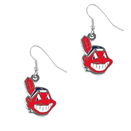 MLB Indians Earrings