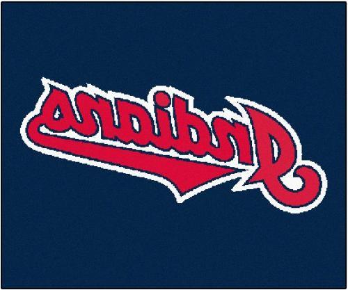 MLB Cleveland Indians All-Star Doormat, 5' x 6'