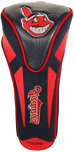 MLB Cleveland Indians Single Apex Head Cover, Navy