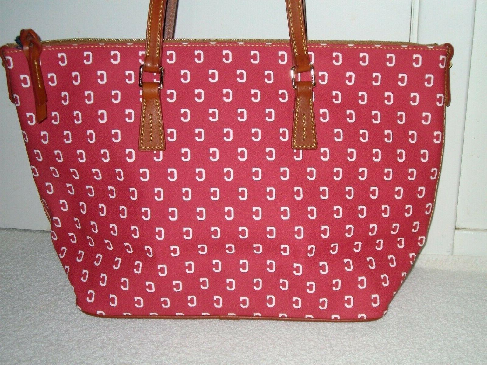 MLB Cleveland Zip Top Bag