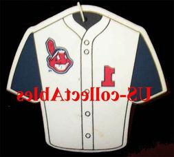 MLB Cleveland Indians Baseball Jersey Air Freshener Chief Wa