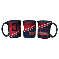 MLB Cleveland Indians Coffee Mug 18oz Twist Style Boelter Br
