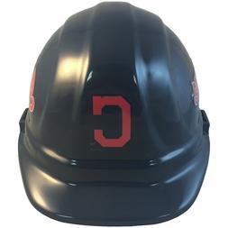 MLB CLEVELAND INDIANS OSHA Approved Hard Hat Ratchet - Pin T