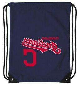 Northwest MLB Cleveland Indians Team Spirit Back Sack Drawst