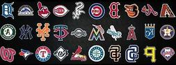 """MLB Wall Decals 24"""""""