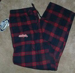new mlb cleveland indians baseball flannel loungewear